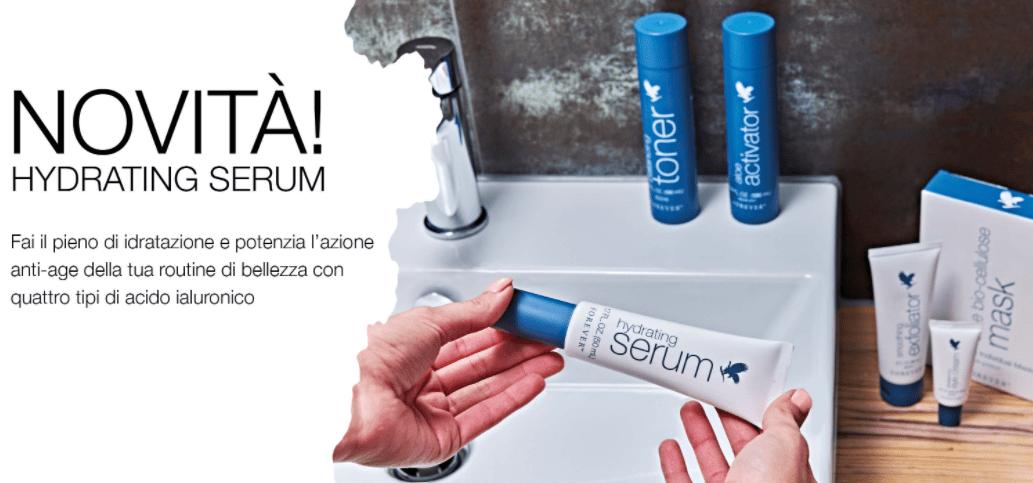 Hydrating Serum Forever per la tua Pelle